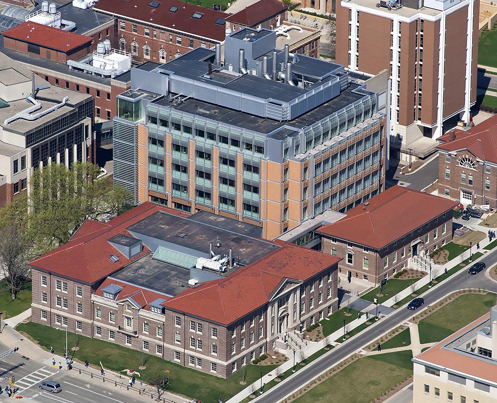 biochemical sciences building